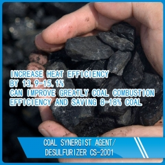 Coal synergist agent
