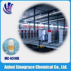 Acid solid degreaser for galvanized sheet and alloy