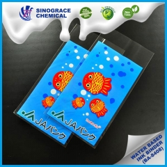 Acrylic emulsion varnish