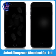 Anti-fingerprint waterproof coating